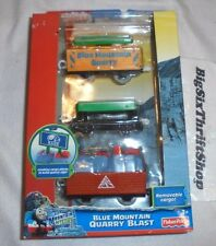 Thomas the Train: TrackMaster Blue Mountain Quarry Supplies Fisher Price