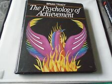 Brian Tracy The Psychology of Achievement Cassette Series