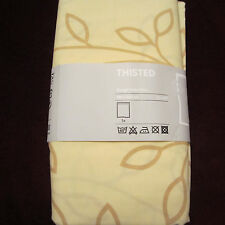 BNWT- IKEA SHOWER CURTAIN SUPERIOR QUALITY RUSTPROOF CURTAIN RING HOLES WASHABLE