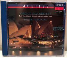 Jubilee Organ Favourites Peter Hurford Sydney Opera House CD London 425 013-2