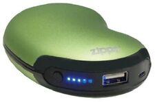 Zippo Rechargeable 6 Hour Hand Warmer & Power Bank, Green 40485 Hunting Fishing