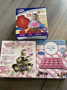 Cupcake Maker Set