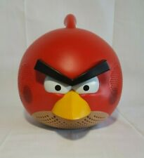 Classic Red Angry Birds 2.1 Stereo Speaker iPhone iPod iPad MP3 gear4