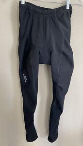 Gore Bike Wear Windstopper Padded Cycling Pants Size Small