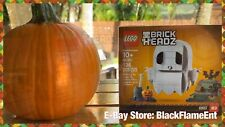 🎃👻HALLOWEEN LEGO Brickheadz Ghost 40351,NEW Sealed AVAILABLE NOW👻🎃 FREE SHIP