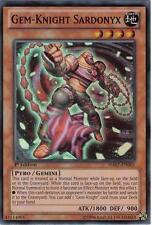 Yu-Gi-Oh Yugioh Gem-Knight Sardonyx HA07-EN001 Super 1st Near-Mint!