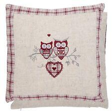 Tartan Heart Decorative Cushions