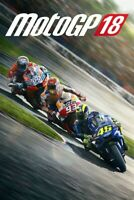 MotoGP 18, PC Digital Steam Key, Same Day Email Delivery