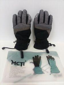 -35℃ Waterproof Winter Ski Gloves Warm Insulated Snow Snowboard Gloves Men Women