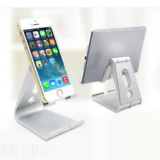 Hot Universal Folding ABS Tablet Mount Holder Stand For iPad iPhone Samsung  WW