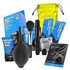 VSGO DSLR Camera Cleaning Kit, Sensor, Lens, Filter and LCD/LED Screen Clean Kit