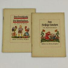 2 Hefte Der Kinderspiegel 1946 ʺDas fleißige LieschenʺDie Streithähneʺ vintage