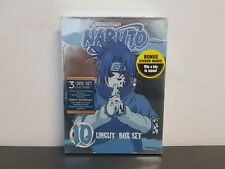 Naruto - Uncut Box Set 10 - Anime DVD