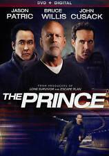 THE PRINCe- DVD Bruce Willis-John Cusack50 cent-Jason Patric