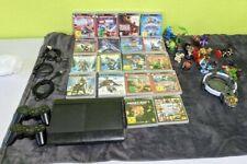Sony Playstation 3 250gb Schwarz XXL Bundle 18 Spiele