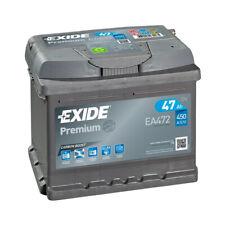 Batterie Exide Premium EA472 12v 47AH 450A