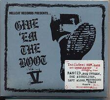 Give Em the Boot 5 - Various Artists digipak cd