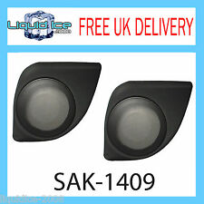SAK-1409 FIAT PUNTO 165MM FRONT DOOR SPEAKER FITTING ADAPTORS MK2 1999 - 2003