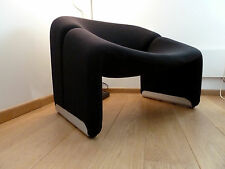 Fauteuil F598 Groovy Chair, Pierre PAULIN design 60's Artifort