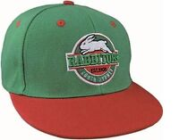 NRL Snapback Hat Cap South Sydney Rabbitohs - Kids Youth Adults Rugby League