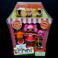 NEW Lalaloopsy Mini Doll Pepper Pots Pans Playset SEALED Series 2 Set 5