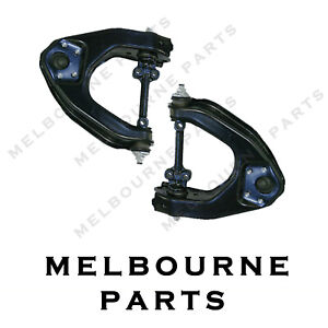 2 x Front Upper Control Arms For Toyota Hilux 4WD IFS Ute 1988 - 2005 1
