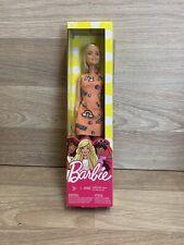 Muñeca Barbie Mattel Toys Nuevo Y Sellado-libre de Reino Unido P&p T7439 FJF14