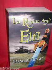 BERNHARD HENNEN La regina degli Elfi 2010 Armenia Prima Edizione