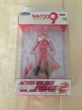 Cyborg 009 002 Action Soldier Figure Banpresto