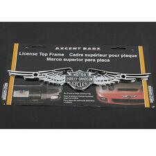 Original Harley Davidson wings logo HD us plaque axent bar emblème Bouclier