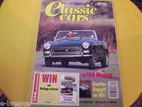 CLASSIC CARS MAGAZINE APRIL 1993 #c3