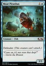 Moat Piranhas FOIL | NM/M | M20 Core Set Magic 2020 | Magic MTG