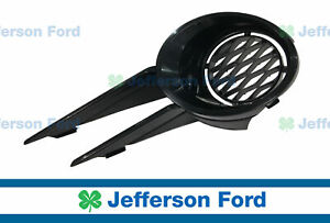 Genuine Ford Falcon Bf Mk2 Left Front Bumper Insert Vent Lamp Hole Cover Grille