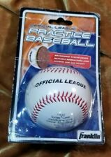 Official League Practice Baseball Sports