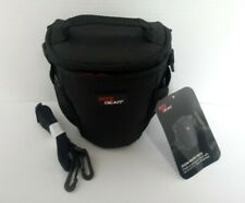 "Camera Bag Ritz Gear Zoom Photo Pack RGZ25 holds Compact DSLR w/ up to 3.5"" Lens"
