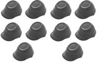 Lego 10 Stück Kappe dunkelgrau (dark bluish gray) Cavalry Cap Kepi Neu 30135