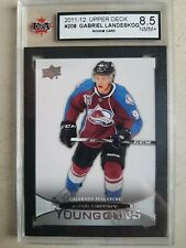 2011-12 Upper Deck Series One Hockey - Gabriel Landeskog - Young Guns - #208