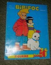 rare album d images vignettes BIBIFOC incomplet 144/300 / popy MATHOYS-51