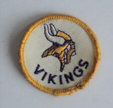 """1970's Minnesota Vikings 2"""" Patch Embroidered  - FLASH SALE"""