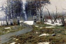 Stock Images Photos Jpegs Photographs 2 Dvd The Great Russian Landscape Painters