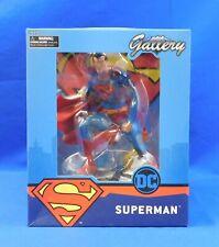 Superman PVC Diorama DC Comics Diamond Select Gallery 2019 Sealed Knapp & Menna