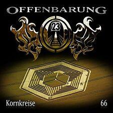 OFFENBARUNG 23 - FOLGE 66-KORNKREISE   CD NEU