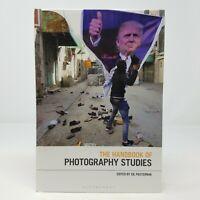 Brand New Handbook of Photography Studies, 2020, Hardcover, Gil Pasternak