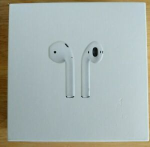 Apple Wireless AirPods 2nd Generation with Charging Case White MV7N2AM/A OEM New
