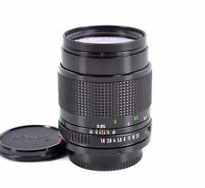 Canon Lens FD 85 mm 1:1,8 adaptable à Digital
