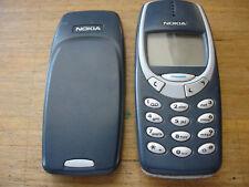 NOKIA 3310 NAVY - MINT CONDITION OPTION - MOBILE PHONE GUARANTEE & NEW BATT PACK