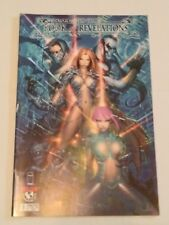 Book Of Revelations #1 Jul 03 Image July 2003 Top Cow