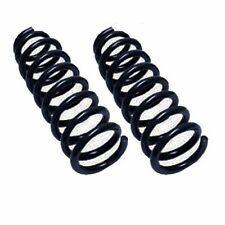"D CHASSIS TECH 3"" DROP COIL SPRINGS 1988-98 C-1500 SILVERADO 2WD #350538"