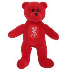 Liverpool football soccer club plush red Color Teddy Bear Mini Toy