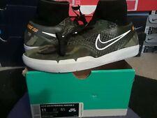 Nike Air Zoom SB Hyperfeel Eric Koston III 3 Camo Cargo Khaki Orange 819673 381